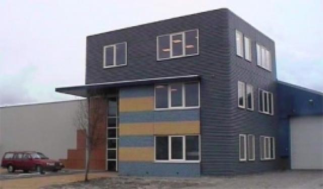 Bedrijfsgebouw Heerenveen