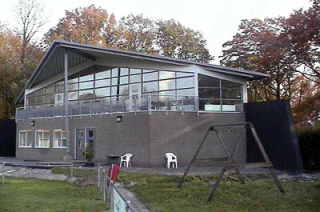 Clubgebouw VV. De Vogels