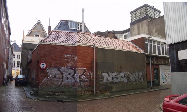 Stalstraat Groningen