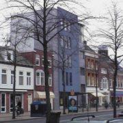 Woon/winkel pand Zuiderdiep Groningen